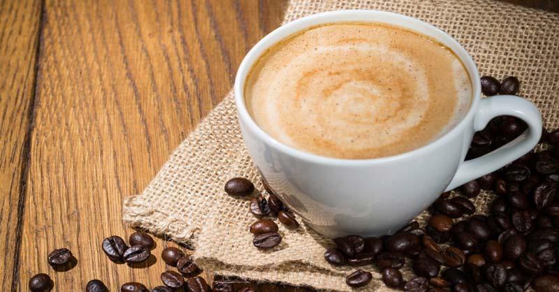 pedir café